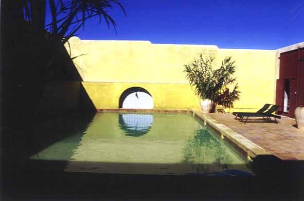 Vue piscine 1