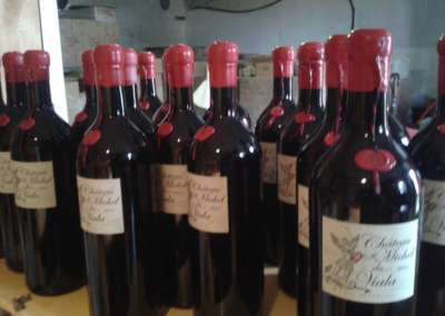 bouteilles-cachetées
