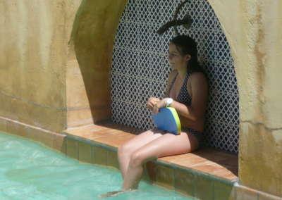 fille-piscine